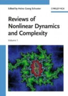 Обложка книги  - Reviews of Nonlinear Dynamics and Complexity, Volume 1