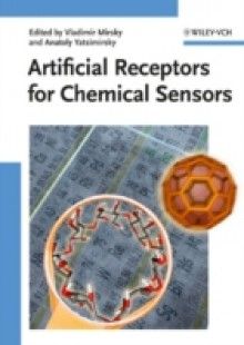 Обложка книги  - Artificial Receptors for Chemical Sensors
