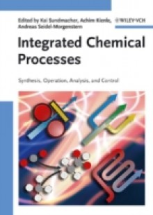 Обложка книги  - Integrated Chemical Processes