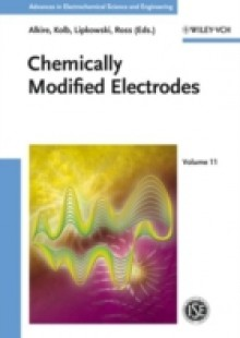 Обложка книги  - Chemically Modified Electrodes