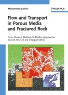 Обложка книги  - Flow and Transport in Porous Media and Fractured Rock