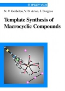 Обложка книги  - Template Synthesis of Macrocyclic Compounds