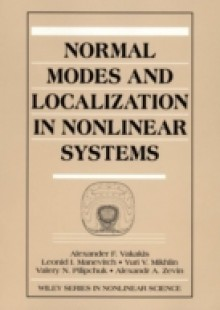 Обложка книги  - Normal Modes and Localization in Nonlinear Systems