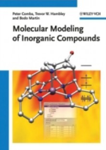 Обложка книги  - Molecular Modeling of Inorganic Compounds