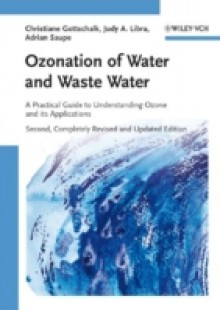 Обложка книги  - Ozonation of Water and Waste Water