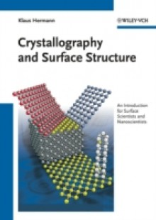Обложка книги  - Crystallography and Surface Structure