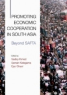 Обложка книги  - Promoting Economic Cooperation in South Asia