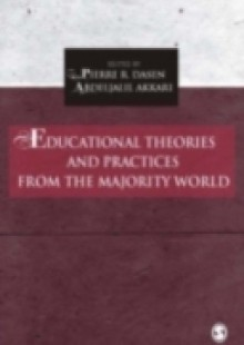 Обложка книги  - Educational Theories and Practices from the Majority World