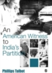 Обложка книги  - American Witness To India's Partition