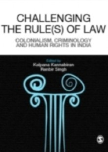 Обложка книги  - Challenging The Rules(s) of Law