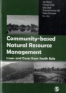 Обложка книги  - Community-based Natural Resource Management