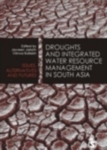 Обложка книги  - Droughts and Integrated Water Resource Management in South Asia