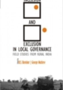 Обложка книги  - Inclusion and Exclusion in Local Governance