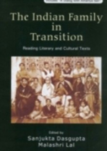 Обложка книги  - Indian Family in Transition