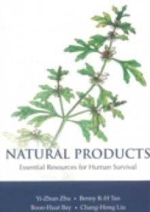 Обложка книги  - Natural Products: Essential Resource For Human Survival