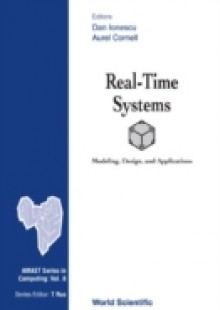 Обложка книги  - Real-time Systems: Modeling, Design And Applications