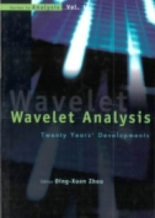 Обложка книги  - Wavelet Analysis: Twenty Years' Developments: Proceedings Of The International Conference Of Computational Harmonic Analysis