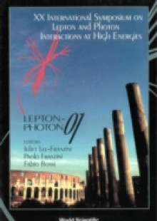 Обложка книги  - Lepton-photon 01 – Proceedings Of The Xx International Symposium On Lepton And Photon Interactions At High Energies