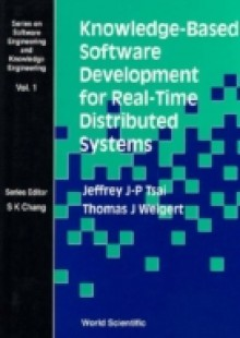 Обложка книги  - Knowledge-based Software Development For Real-time Distributed Systems