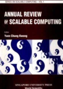 Обложка книги  - ANNUAL REVIEW OF SCALABLE COMPUTING, VOL 1