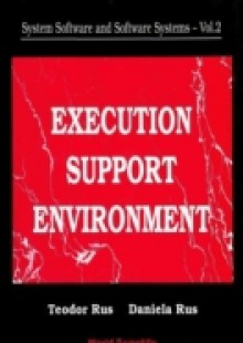 Обложка книги  - System Software And Software Systems: Execution Support Environment