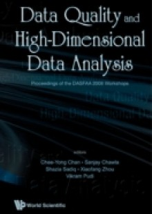 Обложка книги  - Data Quality And High-dimensional Data Analytics – Proceedings Of The Dasfaa 2008