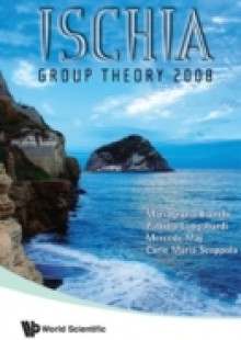 Обложка книги  - Ischia Group Theory 2008 – Proceedings Of The Conference In Group Theory