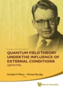 Обложка книги  - Quantum Field Theory Under The Influence Of External Conditions (Qfext09): Devoted To The Centenary Of H B G Casimir – Proceedings Of The Ninth Conference