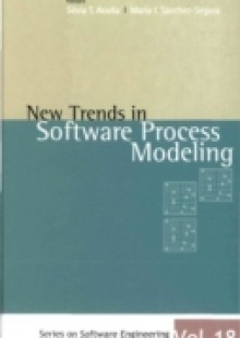 Обложка книги  - New Trends In Software Process Modelling