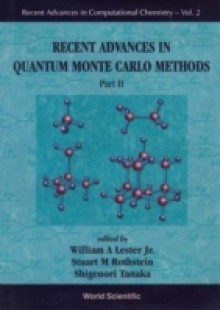 Обложка книги  - Recent Advances In Quantum Monte Carlo Methods – Part Ii