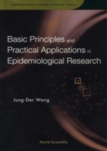 Обложка книги  - Basic Principles And Practical Applications In Epidemiological Research