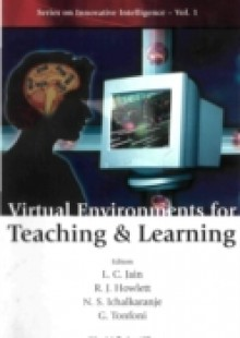 Обложка книги  - Virtual Environments For Teaching And Learning