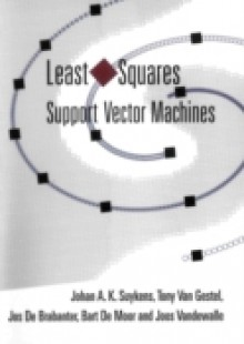 Обложка книги  - Least Squares Support Vector Machines