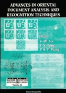 Обложка книги  - Advances In Oriental Document Analysis And Recognition Techniques