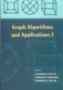 Обложка книги  - Graph Algorithms And Applications 2