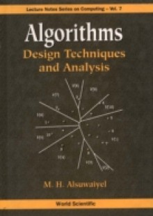 Обложка книги  - Algorithms: Design Techniques And Analysis