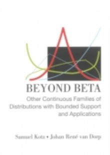 Обложка книги  - Beyond Beta: Other Continuous Families Of Distributions With Bounded Support And Applications
