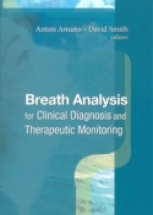 Обложка книги  - Breath Analysis For Clinical Diagnosis & Therapeutic Monitoring (With Cd-rom)