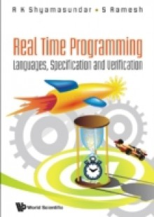 Обложка книги  - Real Time Programming: Languages, Specification And Verification