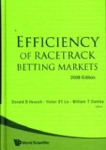 Обложка книги  - Efficiency Of Racetrack Betting Markets (2008 Edition)