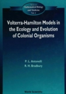 Обложка книги  - Volterra-hamilton Models In The Ecology And Evolution Of Colonial Organisms