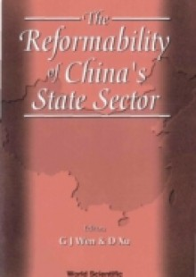 Обложка книги  - Reformability Of China's State Sector, The