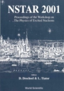 Обложка книги  - Nstar 2001 – Proceedings Of The Workshop On The Physics Of Excited Nucleons