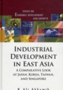 Обложка книги  - Industrial Development In East Asia: A Comparative Look At Japan, Korea, Taiwan And Singapore (With Cd-rom)