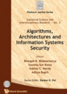 Обложка книги  - Algorithms, Architectures And Information Systems Security