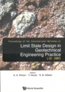 Обложка книги  - Limit State Design In Geotechnical Engineering Practice, Proceedings Of The International Workshop Lsd2003 (With Cd-rom)