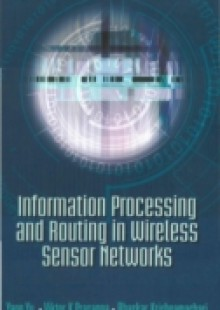 Обложка книги  - Information Processing And Routing In Wireless Sensor Networks