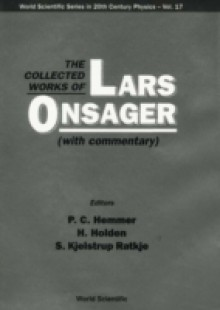 Обложка книги  - Collected Works Of Lars Onsager, The (With Commentary)