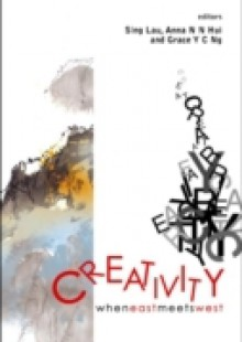 Обложка книги  - Creativity: When East Meets West
