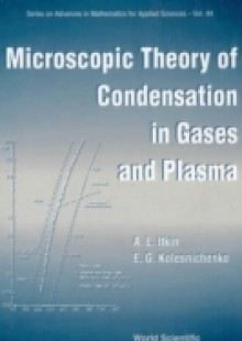 Обложка книги  - Microscopic Theory Of Condensation In Gases And Plasma